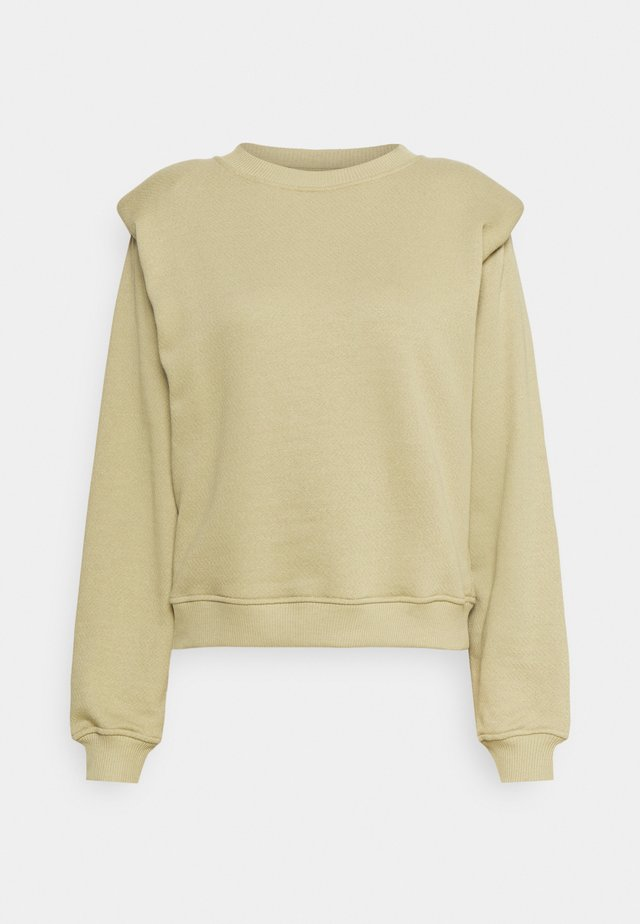 MAINSPARE - Sweatshirts - khaki beige