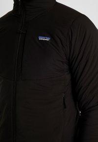 Patagonia - NANO AIR  - Blouson - black - 4