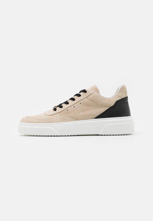 BRENT - Sneakers laag - beige