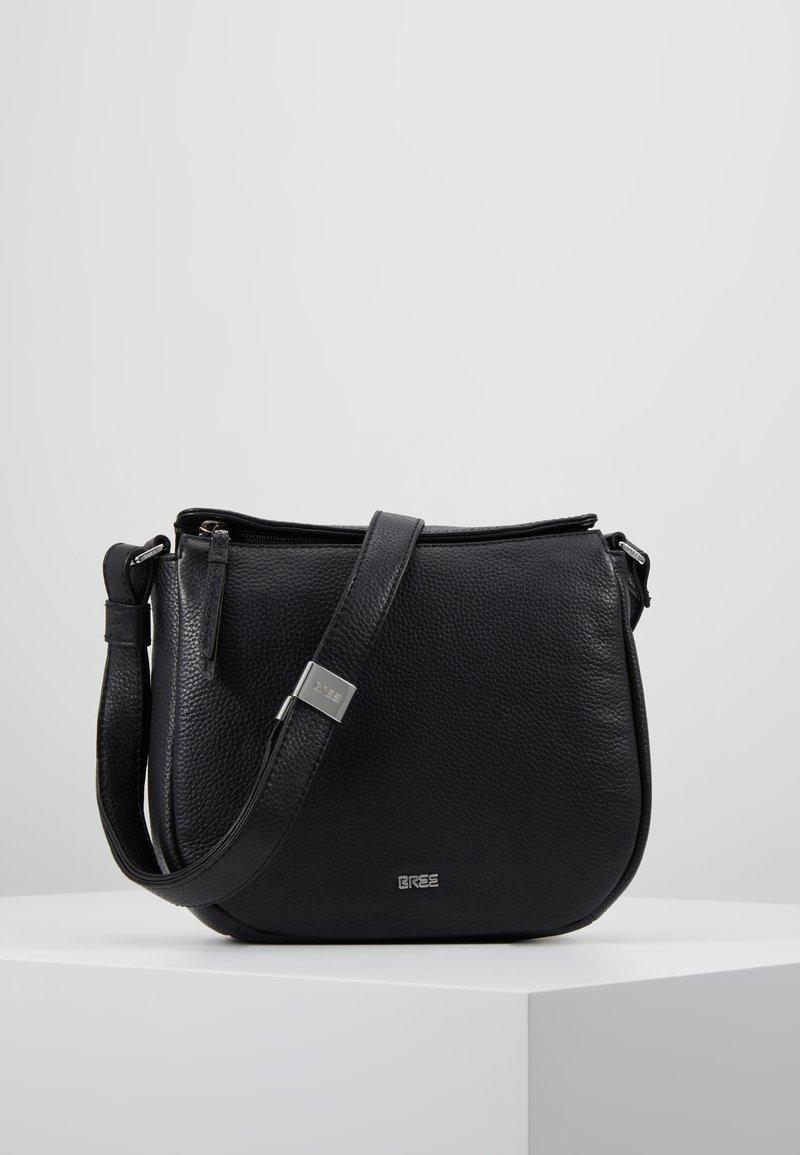 Bree - NOLA  - Across body bag - black