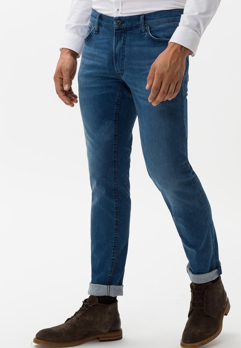BRAX - Slim fit jeans - blue