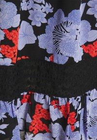 Hofmann Copenhagen - ABELLA PRINT - Robe d'été - black - 7