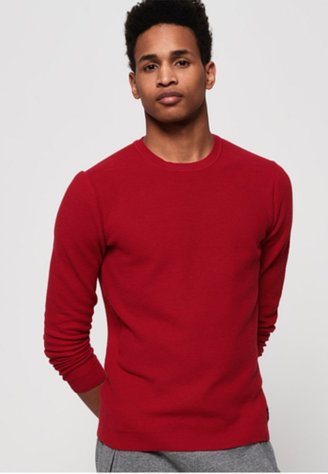 SUPIMA  - Sweatshirt - red