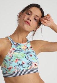 Esprit - SOUTH BEACH PADDED - Bikini top - turquoise - 4