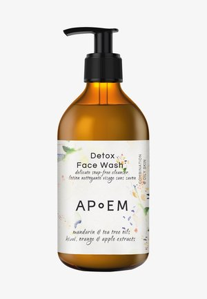 DETOX FACE WASH - Cleanser - detox face wash