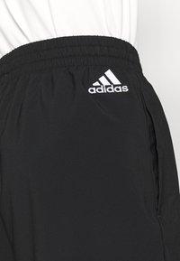 adidas Performance - CHELSEA - Short de sport - black/white - 3