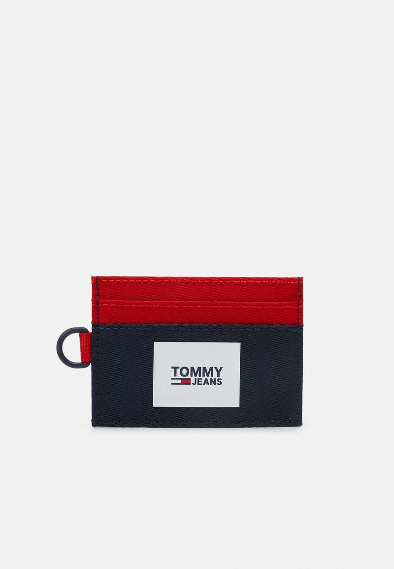 Tommy Jeans - URBAN HOLDER UNISEX - Peněženka - dark blue