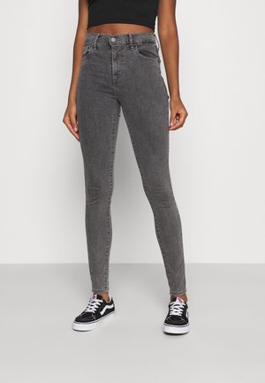 720 HIRISE SUPER SKINNY - Jeans Skinny Fit - hazy brain
