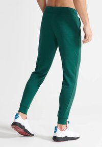 Superdry - Tracksuit bottoms - mid pine - 1