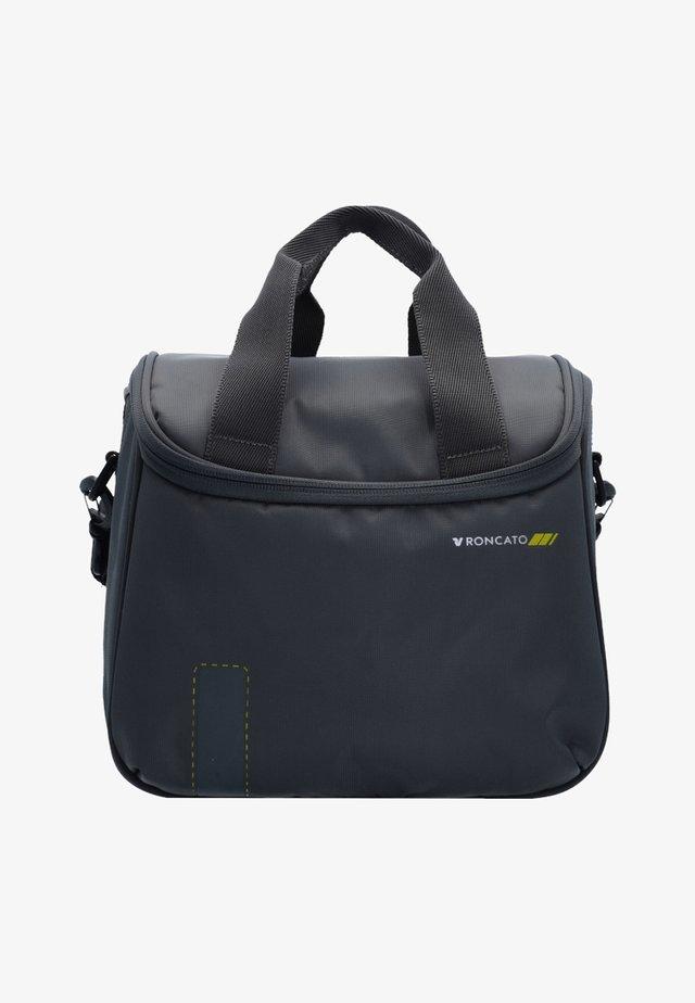 SPEED  - Wash bag - antracite