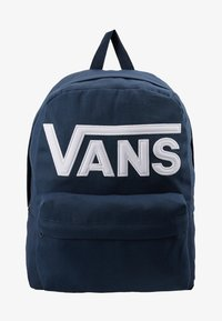 Vans - OLD SKOOL  - Rucksack - dress blues/white - 6
