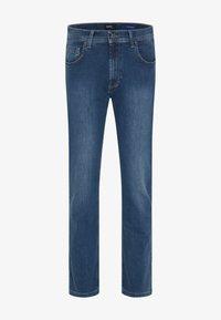 Pioneer Authentic Jeans - RANDO MEGAFLEX - Straight leg jeans - stone used - 4