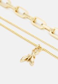 Patrizia Pepe - COLLANA NECKLACE - Necklace - gold-coloured - 2