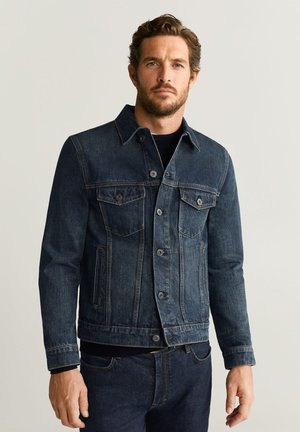 RYAN - Denim jacket - blue