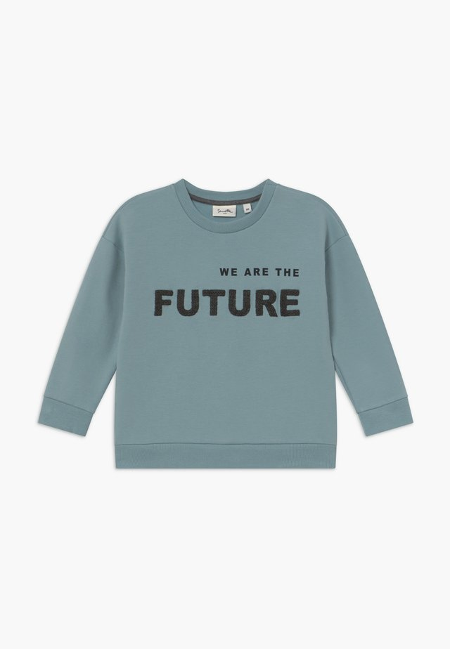 PURE KIDS UNISEX - Sweater - blue ice