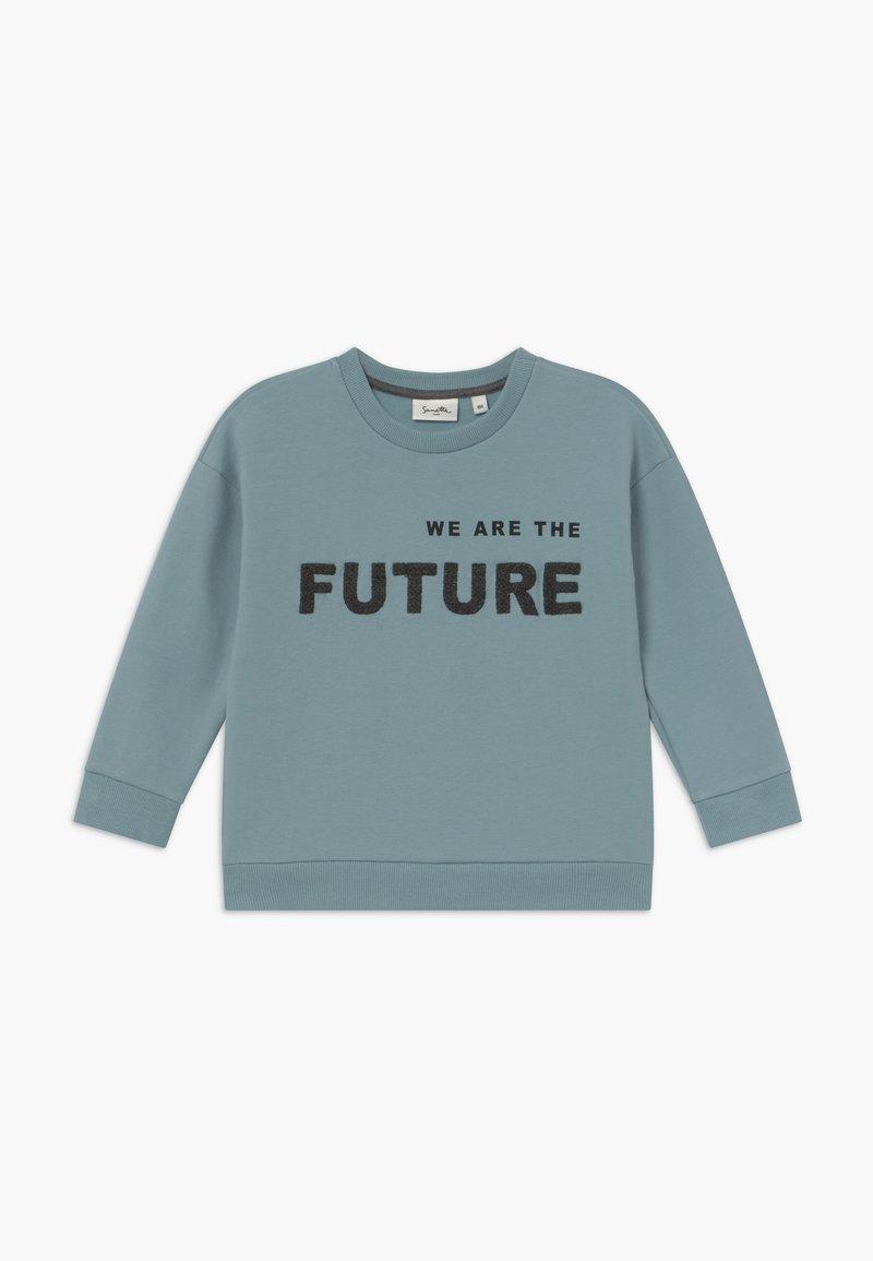 Sanetta - PURE KIDS UNISEX - Sweatshirt - blue ice
