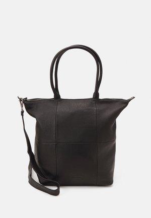 HAPPY - Tote bag - black