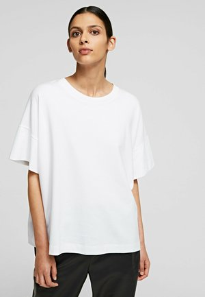 RELAXED FIT  - Basic T-shirt - white