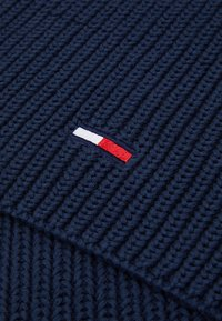 Tommy Jeans - BASIC FLAG SCARF - Sciarpa - blue - 2