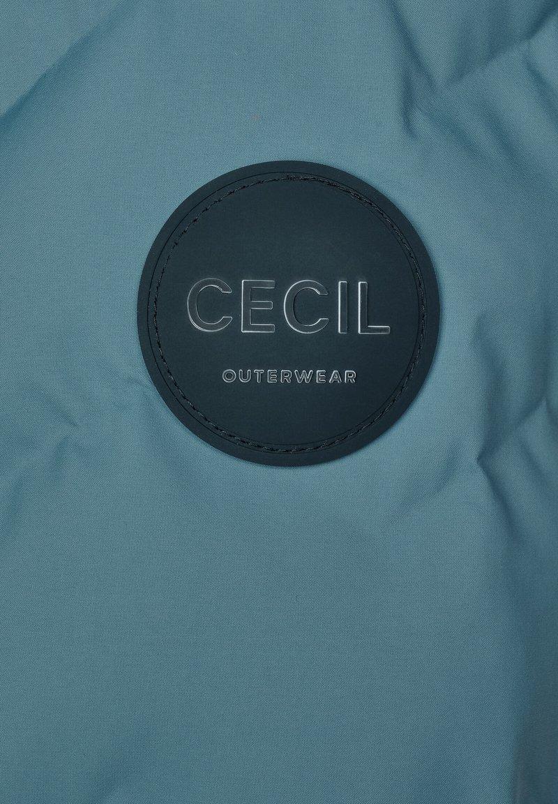 Cecil Winterjacke - grün/türkis fKouXN