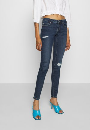 ONLCORAL  - Jeansy Skinny Fit - light blue denim