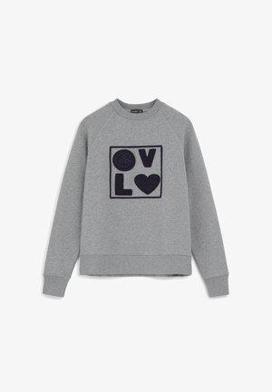JUME - Sweatshirt - grau