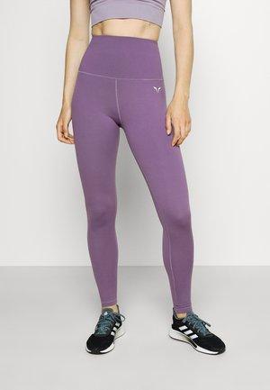 HERA HIGH WAISTED  - Tights - purple