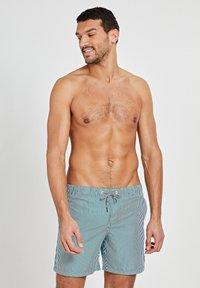 Shiwi - Swimming shorts - pine green - 0