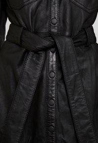 Ibana - ELIZABETH - Košilové šaty - black - 6