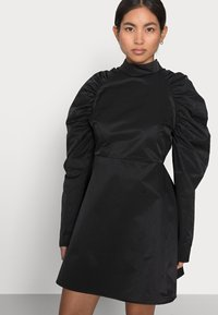 Glamorous Petite - LADIES DRESS - Day dress - black - 3