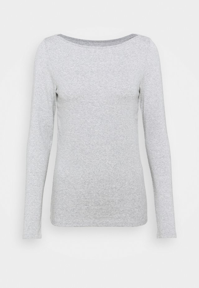 BATEAU - Langarmshirt - heather grey