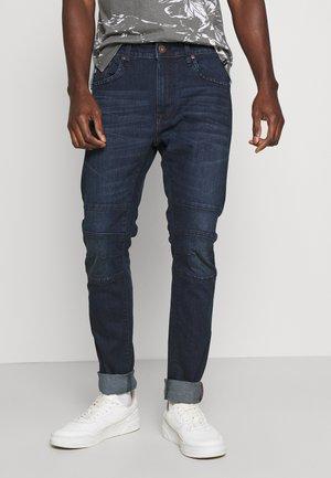 GLENN - Straight leg jeans - pure indigo