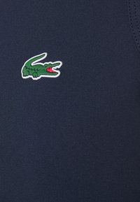 Lacoste Sport - SEAMLESS - Top - navy blue/white - 2