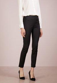 Filippa K - MILA PANTS - Trousers - black - 0