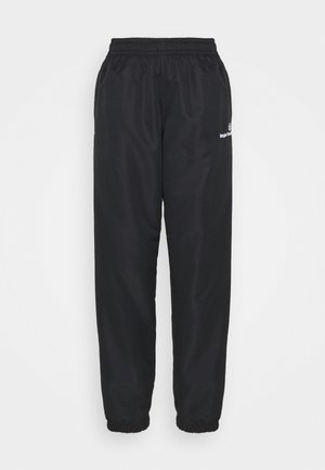 CARSON PANTS - Tracksuit bottoms - anthracite/white
