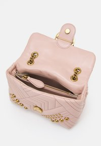 Pinko - LOVE MINI PUFF STUDS - Across body bag - cipria - 3