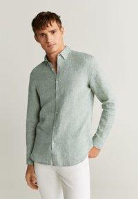 Mango - AVISPA - Shirt - green - 0