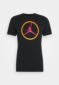 Jordan - CREW - T-shirt con stampa - black - 4