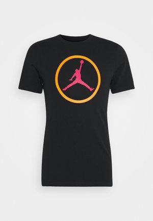CREW - T-Shirt print - black