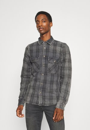 SANDRO - Shirt - grey jumper wash