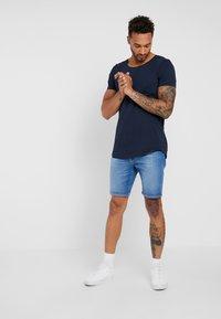 Lee - RIDER  - Denim shorts - jaded - 1