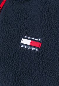 Tommy Jeans Curve - HOODED JACKET - Summer jacket - twilight navy - 3