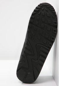 Nike Sportswear - AIR MAX 90 - Baskets basses - black - 4