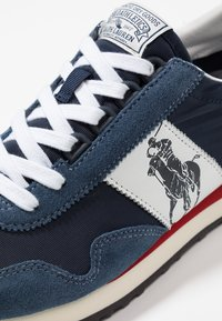 Polo Ralph Lauren - TRAIN - Sneakers - newport navy/white - 6