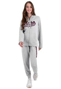 AÉROPOSTALE - Zip-up hoodie - grey - 1