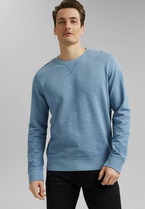 Sweatshirt - grey blue