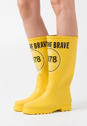 JAARDEN H-JAARDEN LB - Wellies - yellow