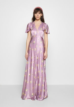 DELPHINE DRESS BRIDAL - Occasion wear - purple