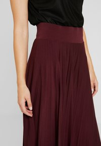 Anna Field Petite - A-line skirt - winetasting - 4