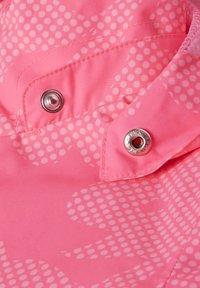 Reima - VALKO - Waterproof jacket - neon pink - 3